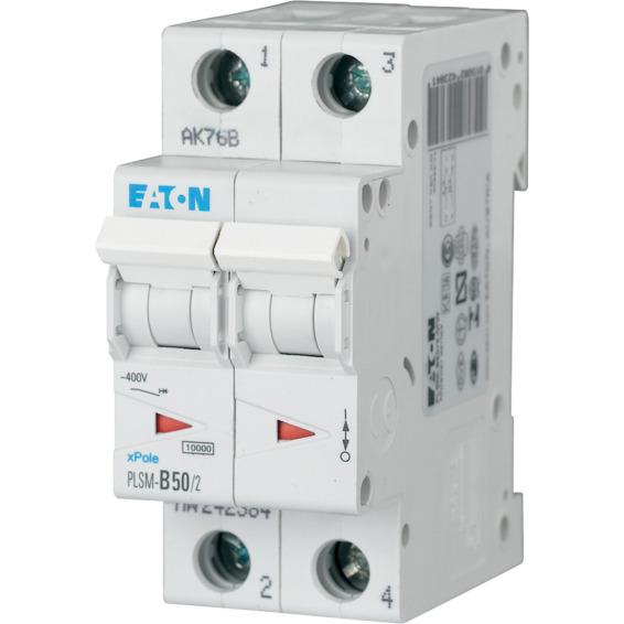 Eaton Overbelastningsvern PLSM-OV50A 2-Pol Eaton 1609640 Overbelastningsvern
