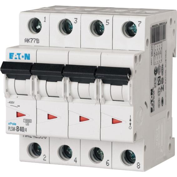 Eaton Overbelastningsvern PLSM-OV40A 4-Pol Eaton 1609651 Overbelastningsvern