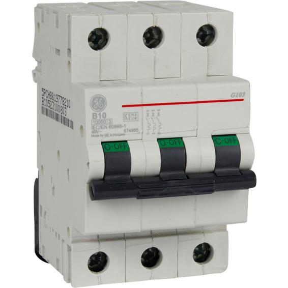 Automatsikring G103 B 10  10A EFA