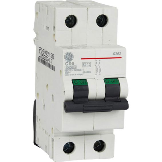 Automatsikring G102 C 06   6A EFA