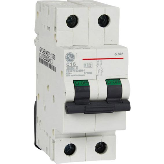 Automatsikring G102 C 16  16A EFA