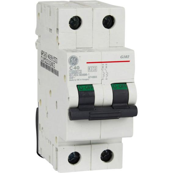 Automatsikring G102 C 40  40A EFA
