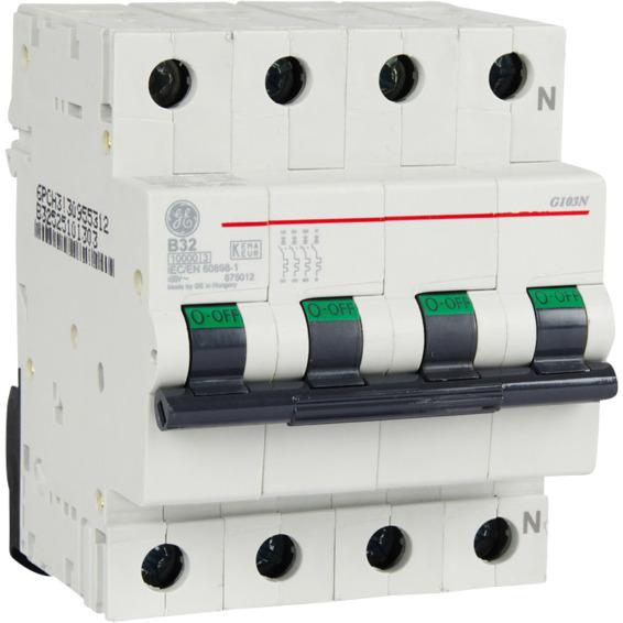 Automatsikring G103N B32 32A EFA