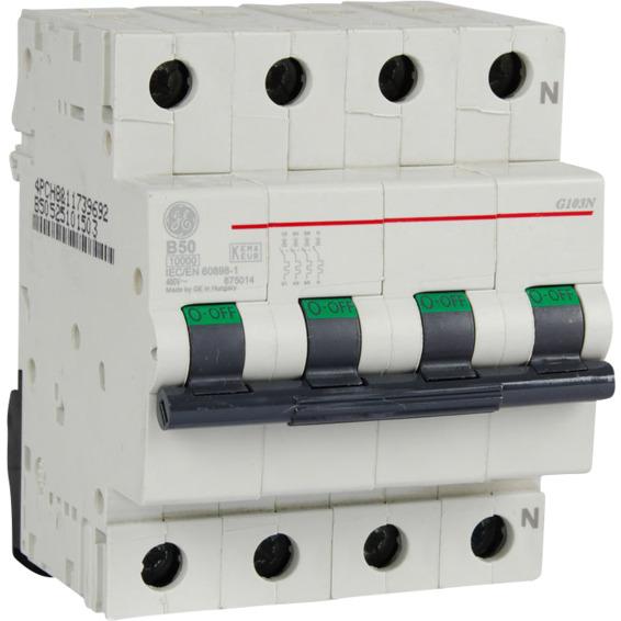 Automatsikring G103N B 50  50A EFA