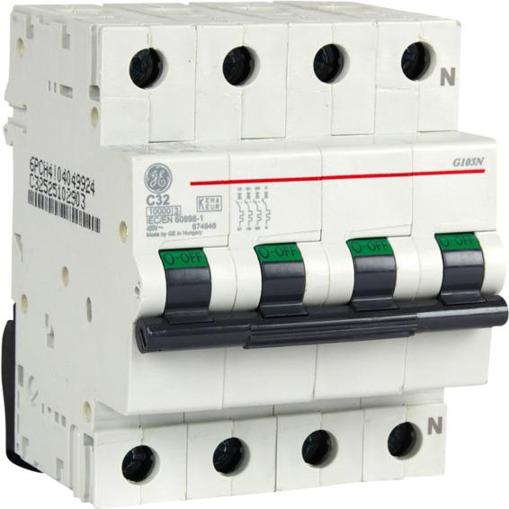 Automatsikring G103N C 32  32A EFA