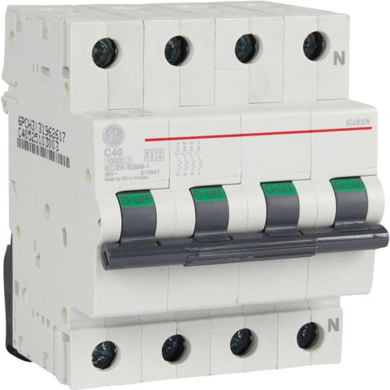 Automatsikring G103N C 40  40A EFA