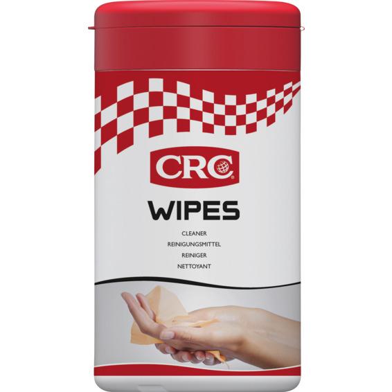 CRC Wipes tub 50