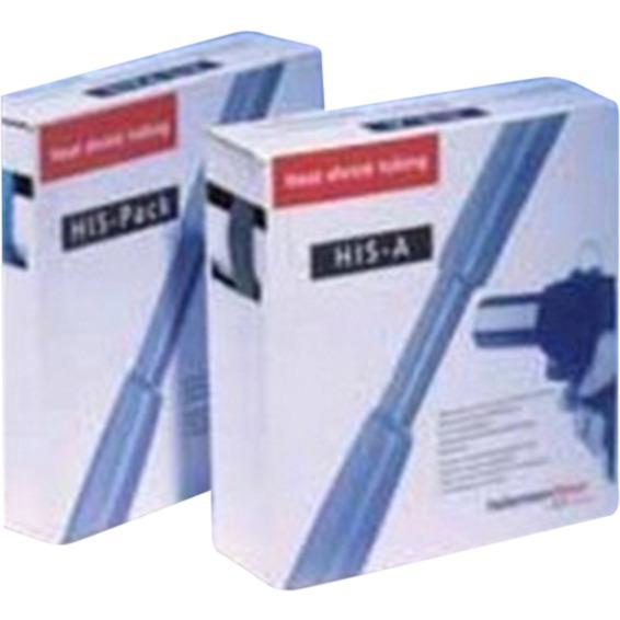 Krympeslange HIS-A 18,0/6,0mm 4m Sort M/LIM