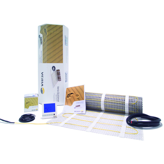 Veria Quickmat 100 , 400W + Control T45, 4m� (0,5 x 8m)