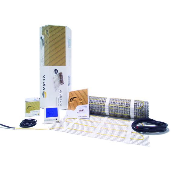 Veria Quickmat 150 , 1200W + Control T45, 8m² (0,5 x16m)