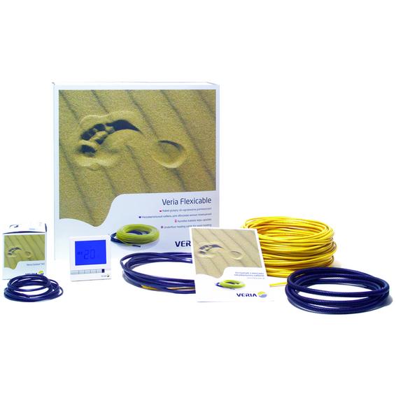 Veria Flexicable 20, 650W + Veria Control T45, 32 m