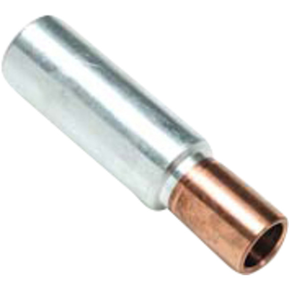 Presskjøtehylse overgang AL/CU AKS 50-16