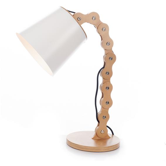 Edvaldine Bordlampe i Ask
