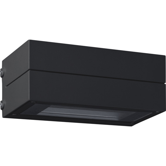 Argos 3 Mini LED 2x5,2W Opp/ned 3000K Grafitt