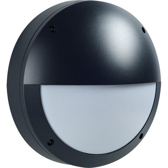Unilamp Retina Eyelid 7015 18W G24d-2 IP65 Grafitt