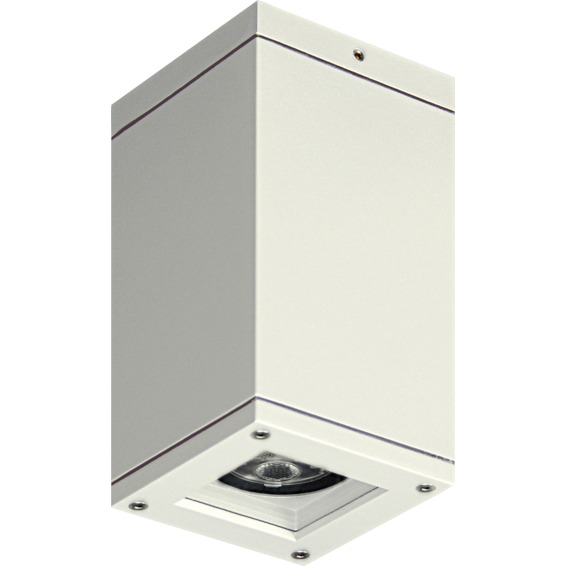Unilamp Core 4112 Tak 6,5W GU10 IP65 Hvit