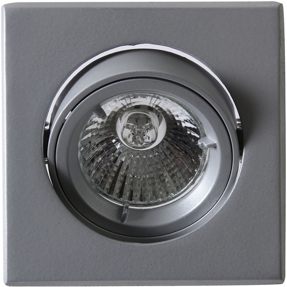 Tilo Outdoor Downlight 12V/35W MR16 Sølv IP44