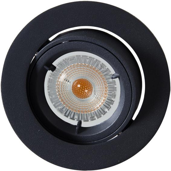 Artos LED Outdoor Downlight 240V 6,5W GU10 Sort IP23
