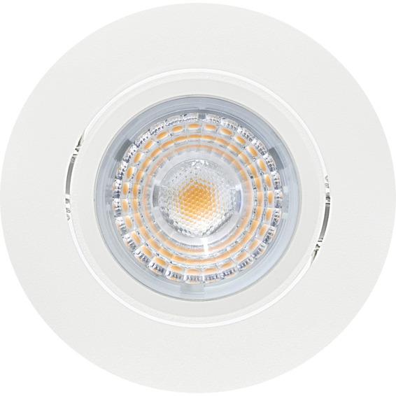 Alfa LED Outdoor 10W Matt Hvit IP44