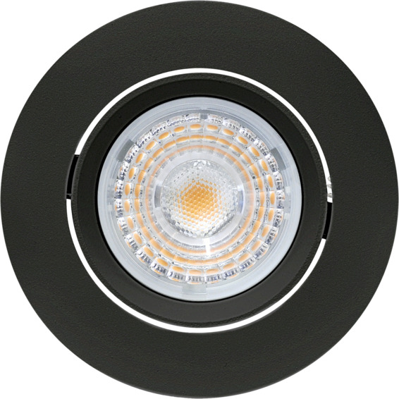 Alfa LED Outdoor 10W Matt Sort IP44