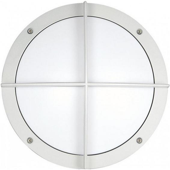 Retina 7037 Cross LED 12W IP65 Hvit