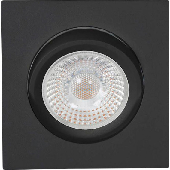 Unilamp Tilo Cob+ Outdoor LED 10W Matt Sort 3109556 Downlight utendørs