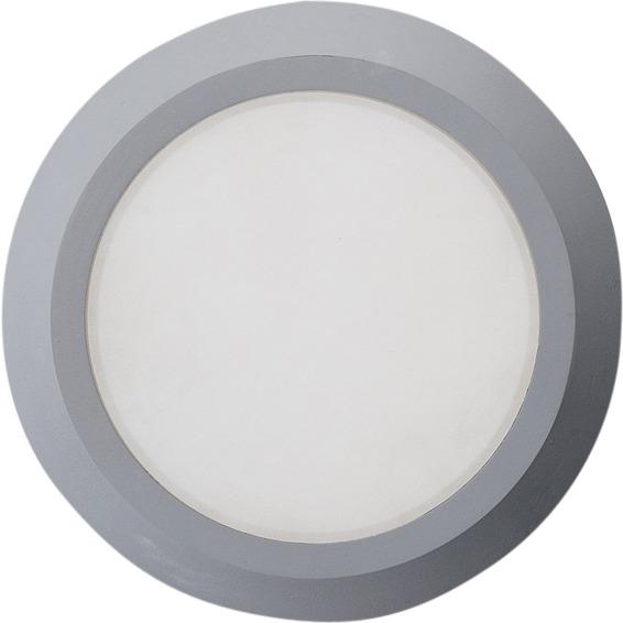 Vegglys Nemo Sølv 3W LED IP65