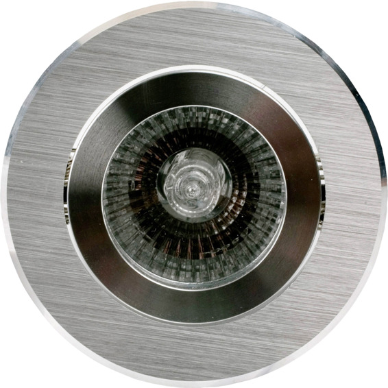 Downlight D-11221A 12V 35W GU5,3 Aluminium IP21