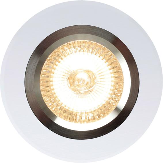 Downlight D-11221W 12V 35W GU5,3 Hvit IP21