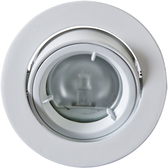 Juno Star Downlight 12V/20W G4 Matt Hvit