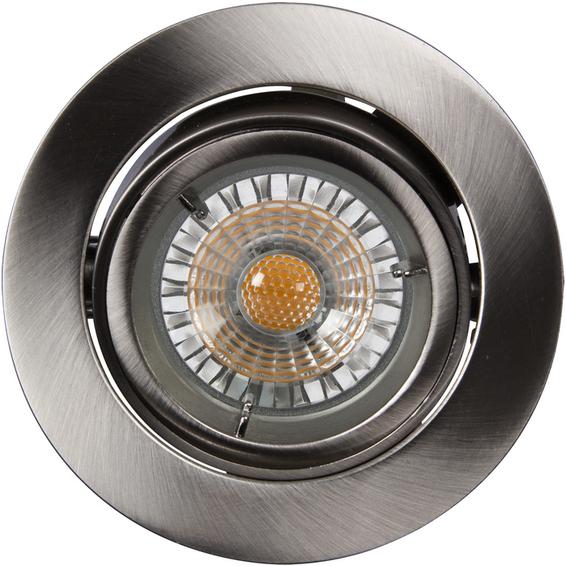 Juno LED Downlight 6,5W 240V GU10 B�rstet St�l IP23