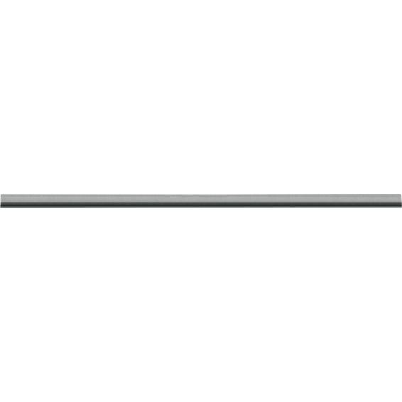 Titan Skinne 1 Meter Sølv