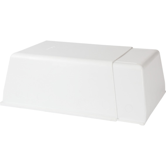 Uniboks innfellingsboks justerbar for downlight høy