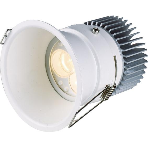 Luno LED Downlight Downlight 3x3 Watt 40� Matt hvit