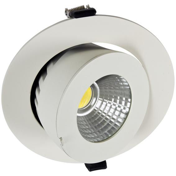 Jua LED COB Downlight 24 Watt Hvit