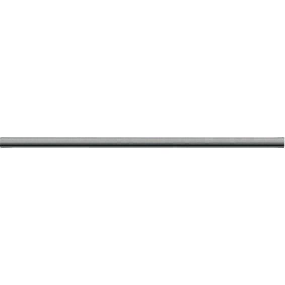 Titan Skinne 2 Meter Sølv