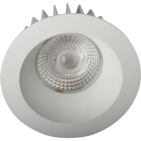 Unilamp Juno Soft Cob+ LED 10W Matt Hvit 3225310 Downlight innendørs