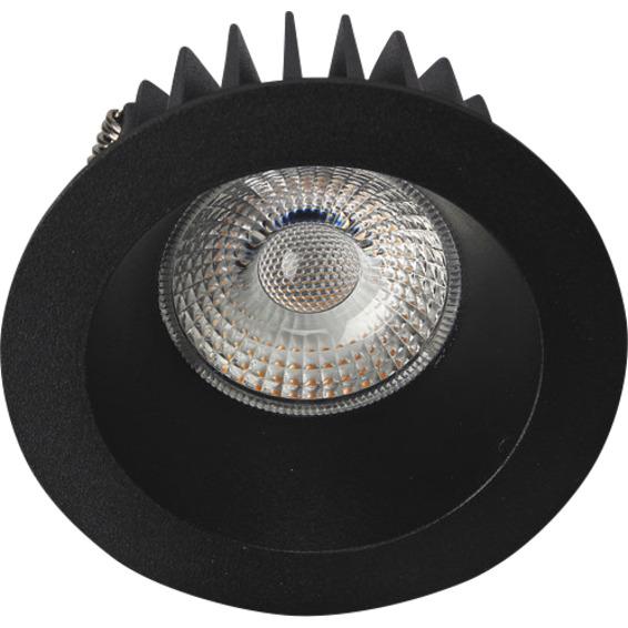 Juno Soft Cob+ LED 10W Matt Sort