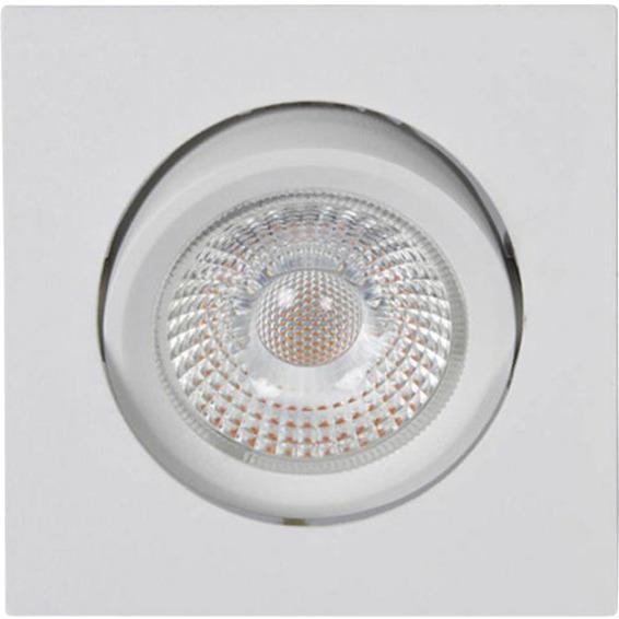 Tilo Cob+ LED 10W Matt Hvit