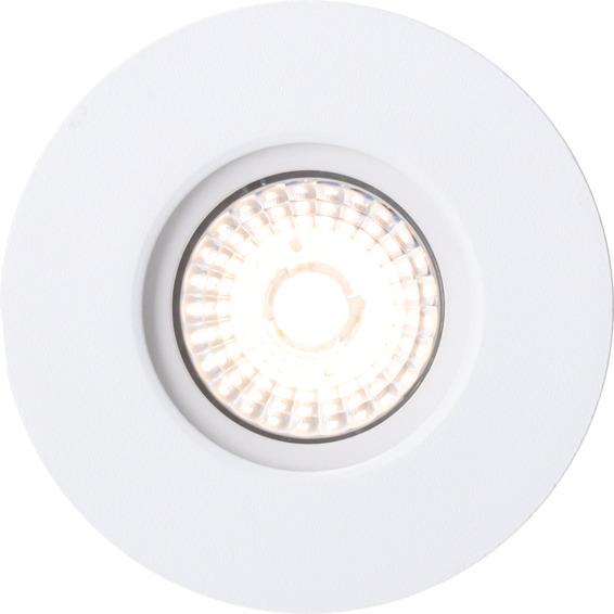 Altea Fast LED Downlight 8W Matt Hvit IP65