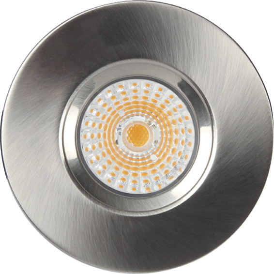 Altea Fast LED Downlight 8W B�rstet St�l IP65