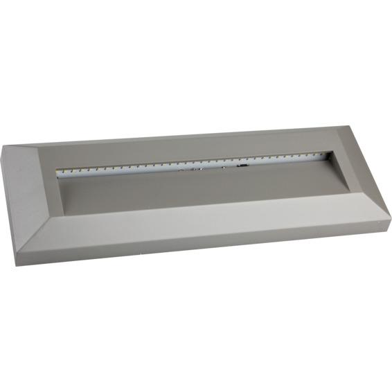 Vegglys Park Sølv 3,5W LED IP65 PS-WL36L