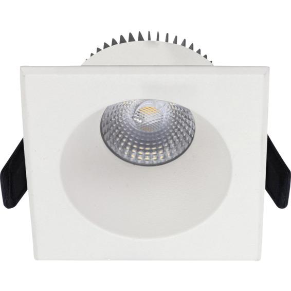Unilamp Tilo Soft Cob 8W Matt hvit 3225560 Downlight innendørs