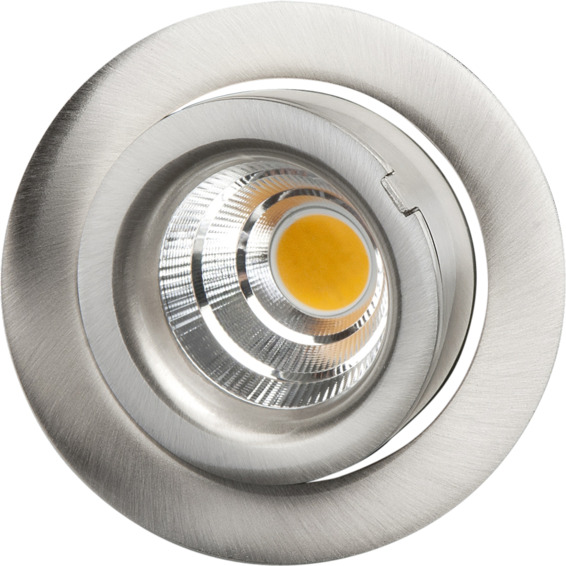 SG Junistar Exclusive 10W LED Børstet Stål