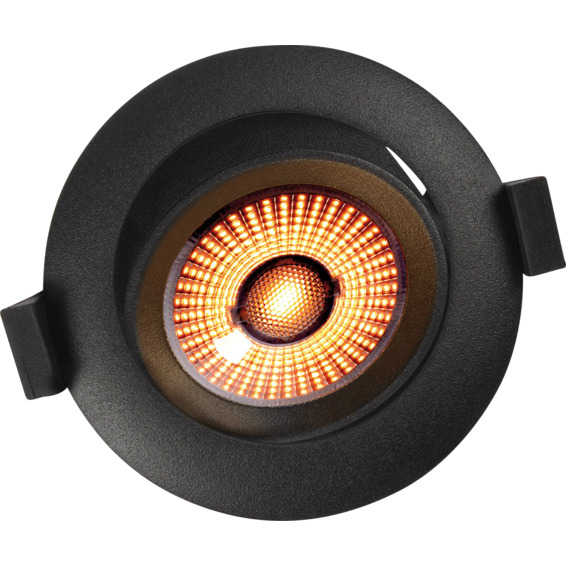 Limbo 10W WarmDim Downlight Matt sort