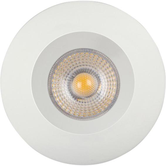 IsoCob 10W LED 2700K Matt Hvit