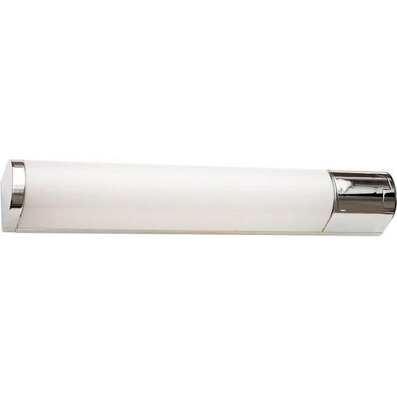 Baderomslampe Prelude 18W Krom 72,1cm IP44 Stikkontakt SG
