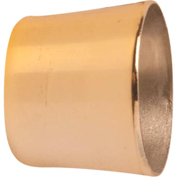 Megaman Metalldeksel Gull Filament Mignon