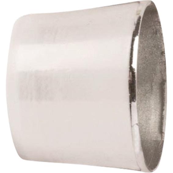 Megaman Metalldeksel Sølv Filament Mignon LED-pære
