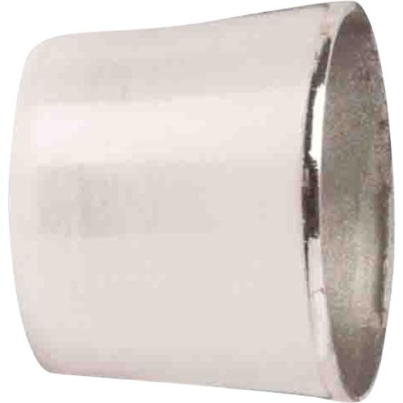 Megaman Metalldeksel Sølv Filament Classic E27 LED-pære
